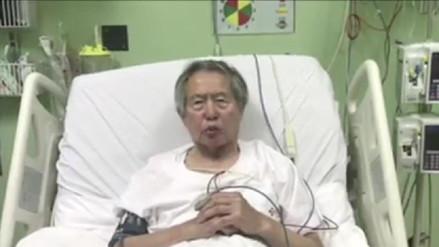 Junta médica presentó dos actas con diferentes conclusiones para indultar a Fujimori