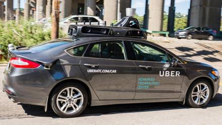 Un vehículo sin conductor de Uber atropelló y mató a una mujer en Estados Unidos