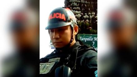 Hombre con sordera denuncia agresión de policía