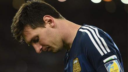 Lionel Messi reveló cual era la causa de sus vómitos