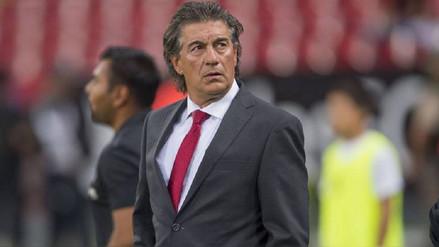 DT del Atlas que separó a Alexi Gómez fue despedido