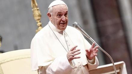 El papa Francisco dice que quien paga por sexo es un