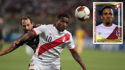 Jugadores de la Selección Peruana recibirán este martes su álbum del Mundial