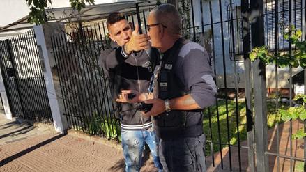 Futbolista argentino quiso coimear a un policía luego de pasarse 2 luces rojas