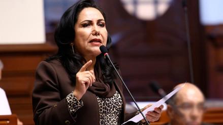 Gloria Montenegro sobre Comisión Lava Jato: