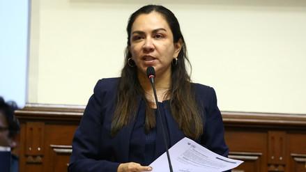 Marisol Espinoza: Denuncia sobre reglaje a fiscales en Brasil es sólida y grave
