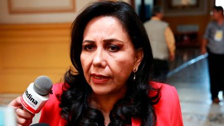 Gloria Montenegro de APP aseguró que votará en contra de la vacancia a PPK