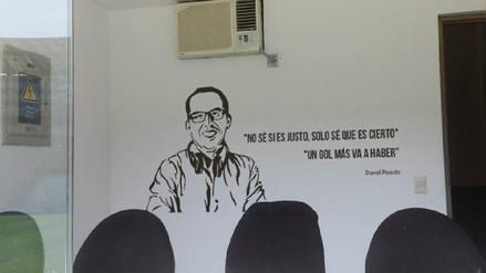 Cabina del Estadio Nacional se llamará Daniel Peredo en memoria del periodista