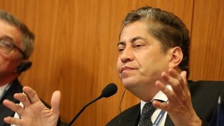 Tribunal Constitucional rechazó el pedido de vacancia contra Eloy Espinosa-Saldaña