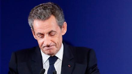 Nicolas Sarkozy fue detenido para que declare por la financiación de su campaña de 2007