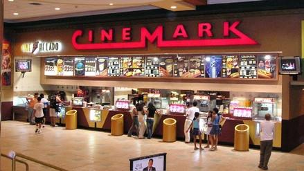 Cinemark: Los clientes pueden entrar con su propia canchita y bebidas en botellas de plástico