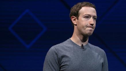 El Parlamento británico cita a Mark Zuckerberg para que declare por filtración de datos