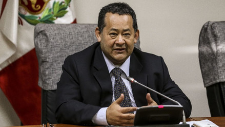 Bienvenido Ramírez negó haber ofrecido obras a cambio de votos contra la vacancia