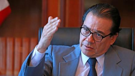"Enrique Mendoza: ""En ningún momento he dicho que Vizcarra debe asumir"""