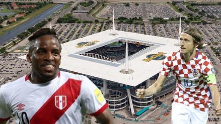 Conoce el estadio donde jugarán Perú y Croacia: Hard Rock Stadium
