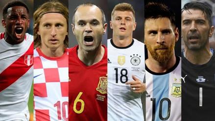 Los 10 partidazos entre selecciones que no te puedes perder en la fecha FIFA