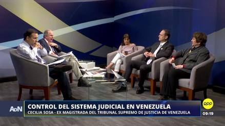 "Exmagistrada venezolana: ""No tenemos justicia de ninguna naturaleza"""