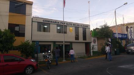 'Los Malditos de Chumbivilcas' permanecen detenidos en cuatro comisarías