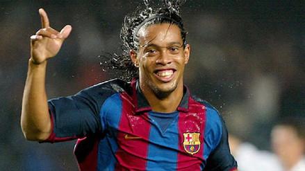 Los cuatro momentos que consagraron a Ronaldinho como un crack