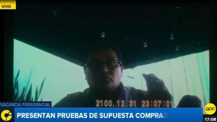 Procuraduría Anticorrupción solicitó a la Fiscalía abrir investigación contra Fredy Aragón