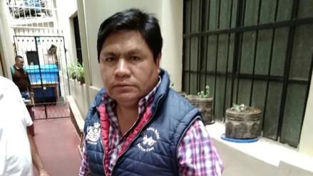 Dejan en libertad a exalcalde de La Encañada implicado en delitos de corrupción