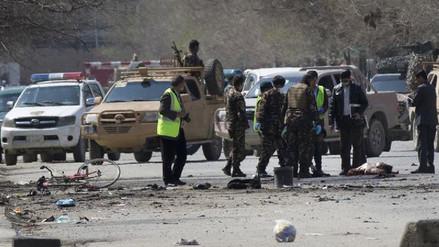 Al menos 29 muertos y 52 heridos en un atentado suicida en Kabul