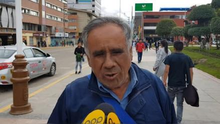 Convocan a movilización ciudadana contra la corrupción en Huancayo