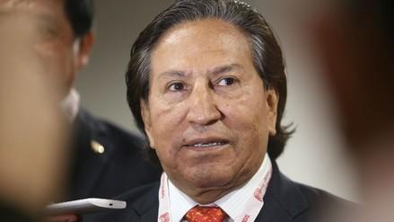 Gobierno aprobó la extradición de Alejandro Toledo