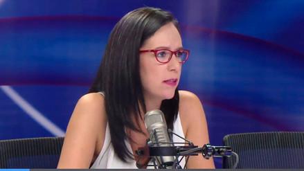 Marisa Glave: Nuevo Perú no considera formar parte de un gabinete Vizcarra