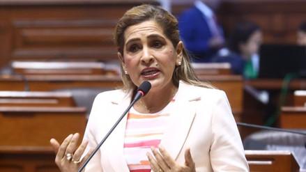 """Maritza García: """"El Perú se está viniendo abajo por el revanchismo de dos hermanos"""""""
