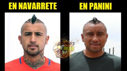 Los mejores memes con los jugadores peruanos por el álbum del Mundial