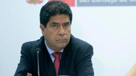 """Javier Barreda: """"Tengo el mejor concepto del ministro Giuffra"""""""