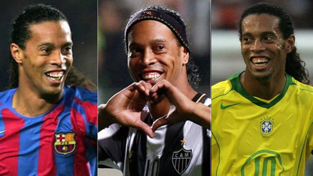 Ronaldinho: conoce 10 datos de la 'Sonrisa del Fútbol' por su cumpleaños