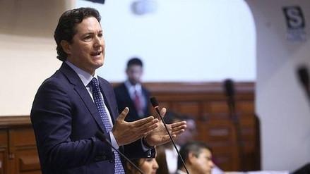 Daniel Salaverry: Congreso decidirá si acepta renuncia de PPK o insiste con vacancia