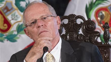 PJ evaluará pedido para impedir salida del país a PPK luego de que el Congreso acepte su renuncia