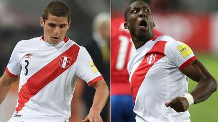 Corzo o Advíncula, ¿con quién de ellos como titular le fue mejor a Perú?