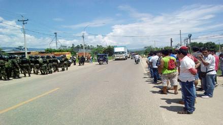 Agricultores arroceros levantaron huelga en San Martín por renuncia de PPK