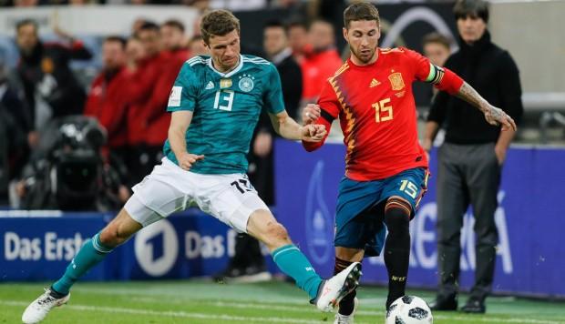 Alemania vs. España: duelo de los últimos Campeones del Mundo