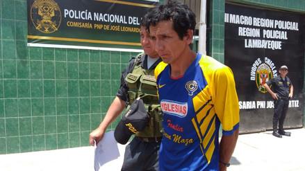 Chiclayo: acusan a obrero de violar a su hijastra de 13 años