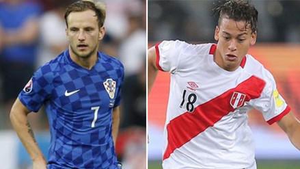 Perú vs. Croacia: conoce a los jugadores más caros de ambas escuadras