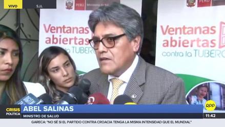 """Abel Salinas sobre la renuncia de PPK: """"Fue un acto de desprendimiento enorme"""""""