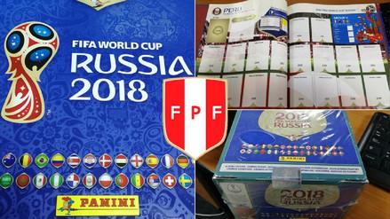 Mundial de Rusia 2018: así luce al detalle el álbum Panini