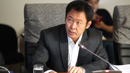 Kenji Fujimori deseó a Vizcarra