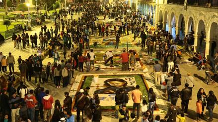 Se inició la fiesta de Semana Santa en Ayacucho y estas son las actividades
