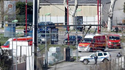 Fuerzas de Seguridad abatieron al autor de la toma de rehenes en Francia