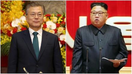 Pyongyang acepta reunirse con Seúl este 29 de marzo para preparar cumbre