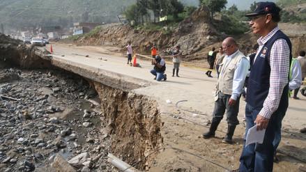 """Vizcarra sobre reconstrucción: """"Es urgente emprenderla y cumplir con los damnificados"""""""