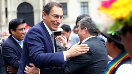 El Gobierno dio por concluidas las labores de Martín Vizcarra como embajador en Canadá