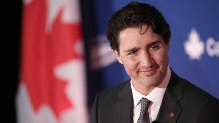 Justin Trudeau felicitó a Martín Vizcarra por asumir la Presidencia del Perú