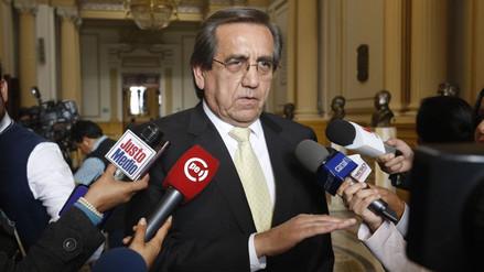 """Del Castillo dijo que el Congreso le """"haría daño al Perú"""" si declara traidor a la patria a PPK"""